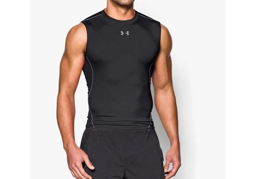 UA HeatGear® Armour Compression Men's Tank Top