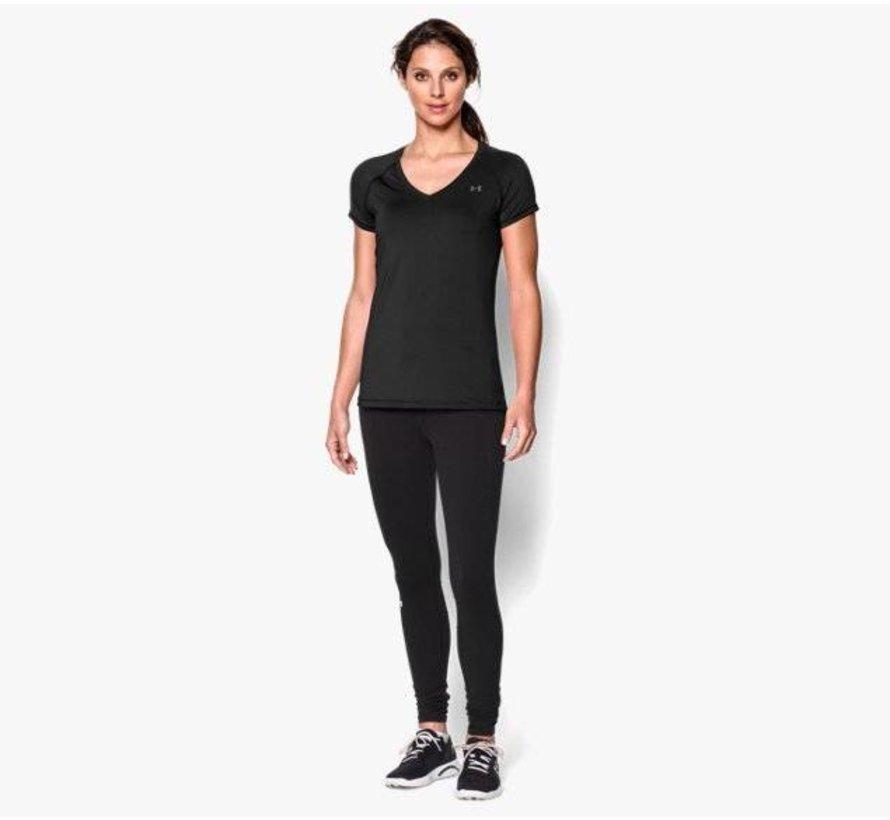 Ladies' top Under Armor HeatGear short sleeves