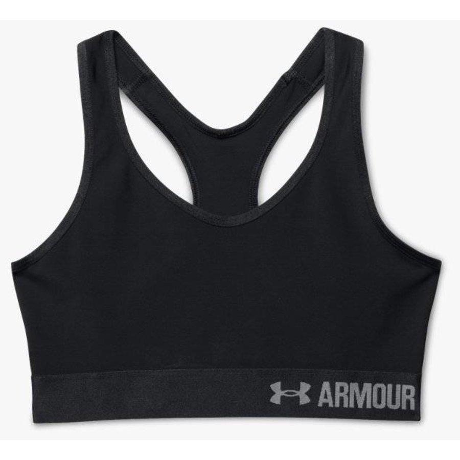 Under Armour Damessportbeha Armour Mid Zwart
