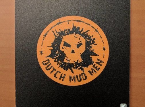 Kitbrix KitBrix Ticket Dutch Mud Men