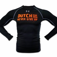 Dutch Mud Men Longsleeve UA Compression