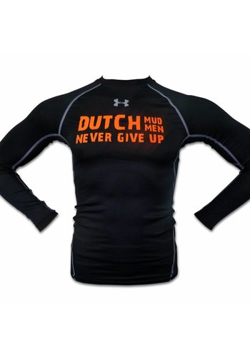 Dutch Mud Men Dutch Mud Men Longsleeve Under Armour Compressie