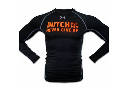 Dutch Mud Men Longsleeve Under Armour Compressie