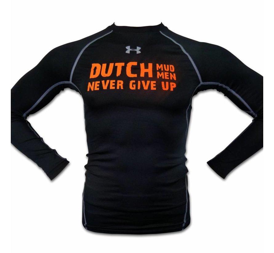 Dutch Mud Men Longsleeve Under Armor Compression