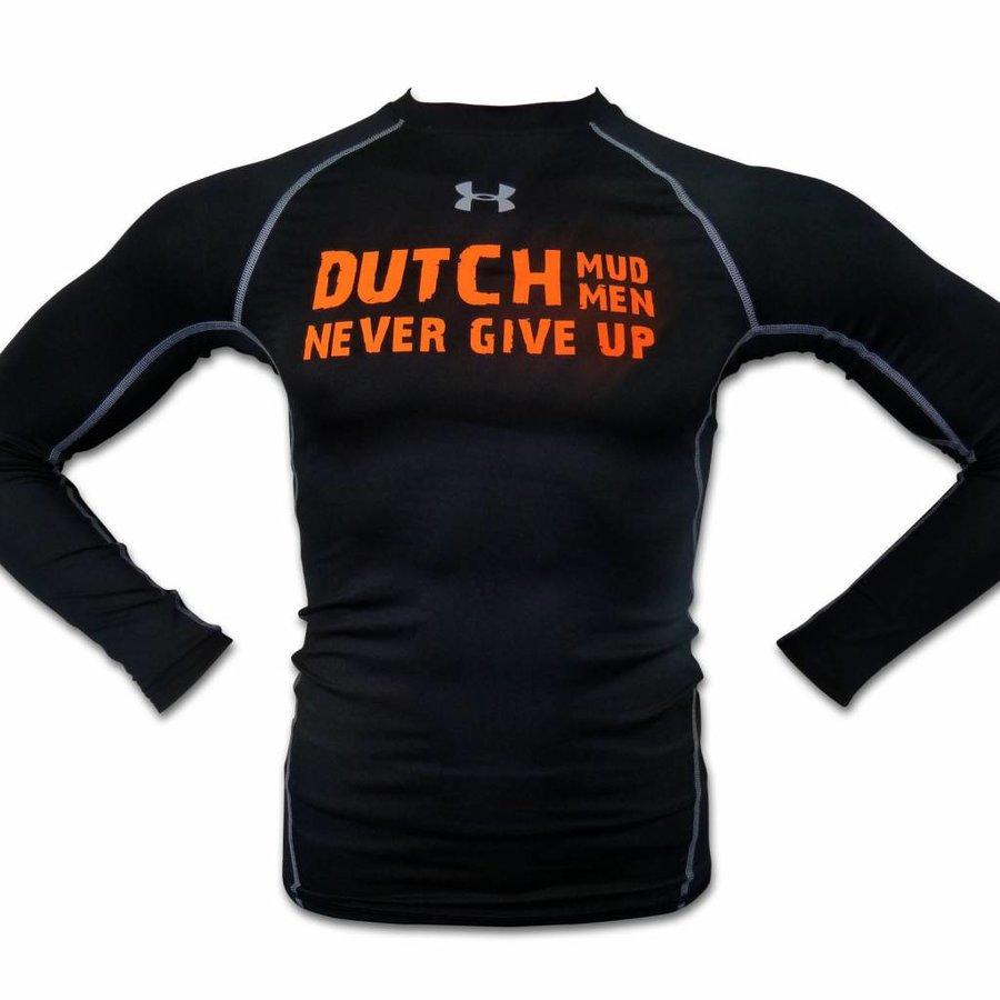 Dutch Mud Men Longsleeve Under Armour Compressie