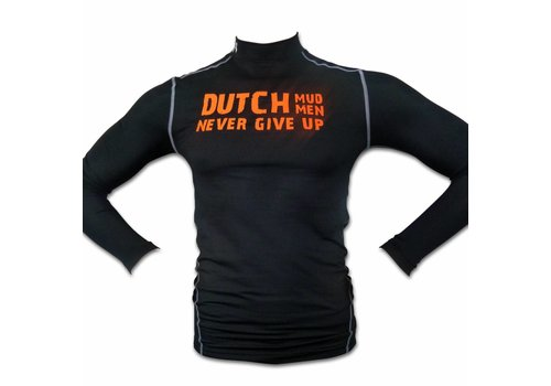 Dutch Mud Men Mock Under Armour Compressie