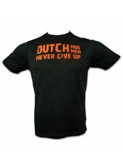 Dutch Mud Men DMM Sportshirt Zwart