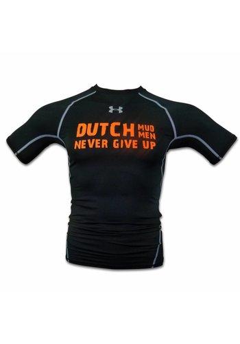 Dutch Mud Men Dutch Mud Men Teamshirt Zwart