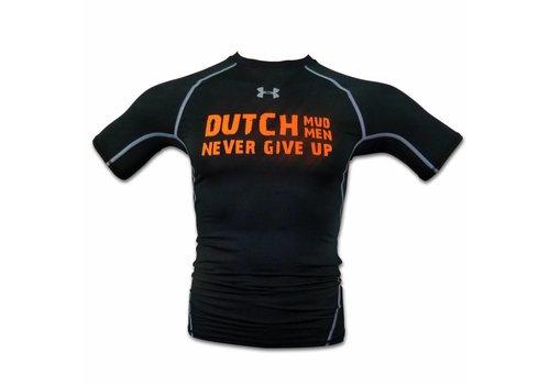 Dutch Mud Men Teamshirt Zwart
