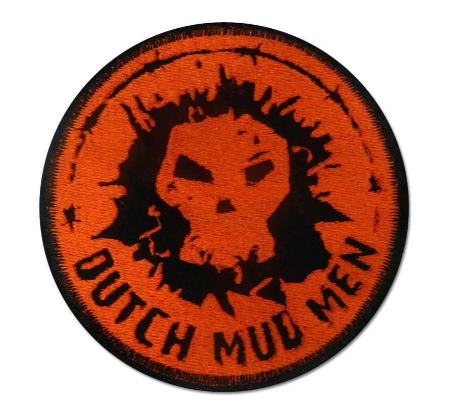 Dutch Mud Men Patch XL