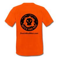 DMM Sport Shirt Orange