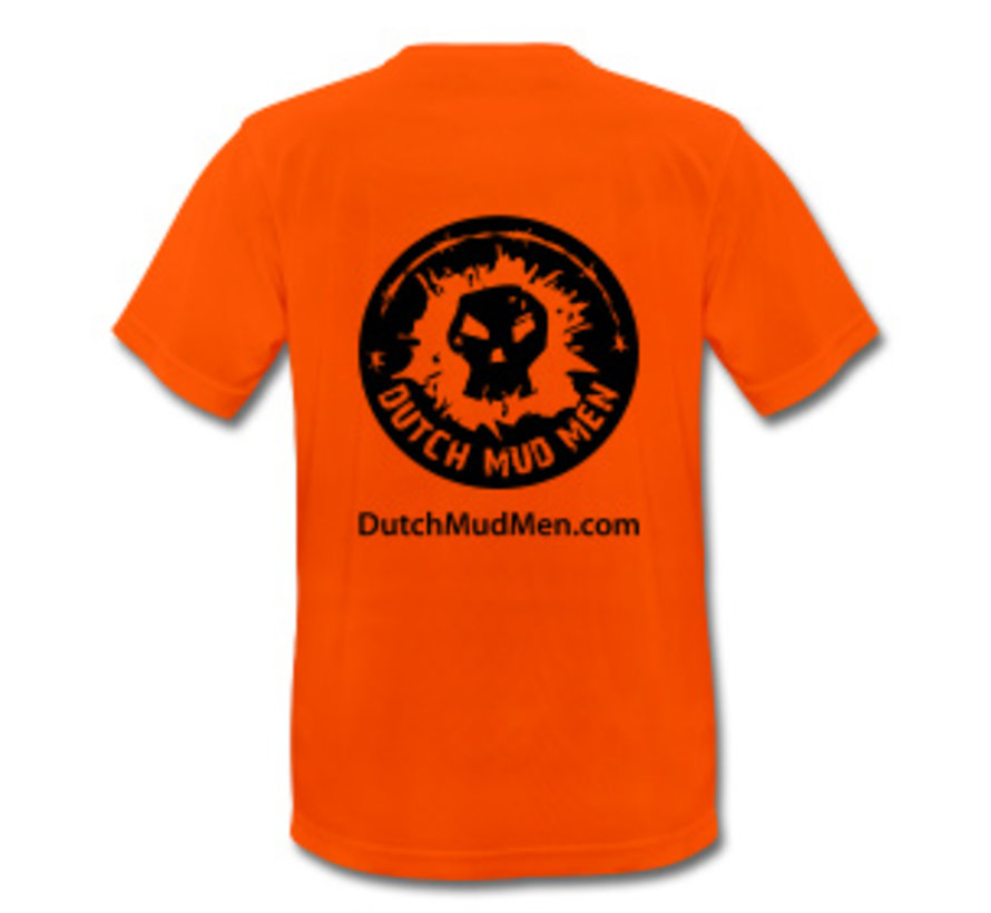 DMM Sporthemd Orange