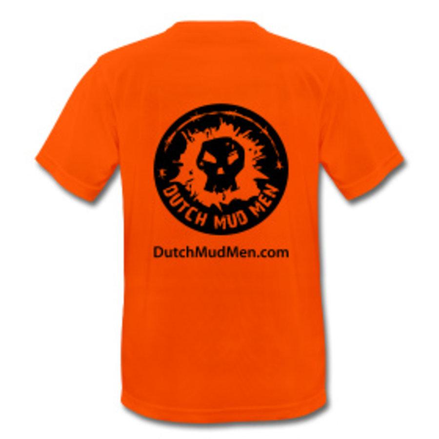 DMM Sporthemd Orange