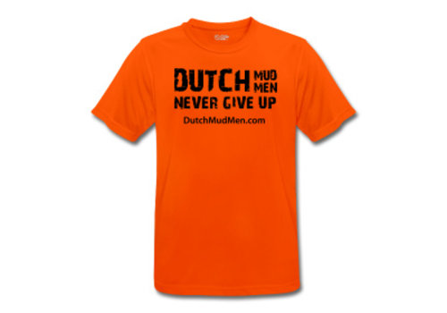 DMM Sportshirt Oranje