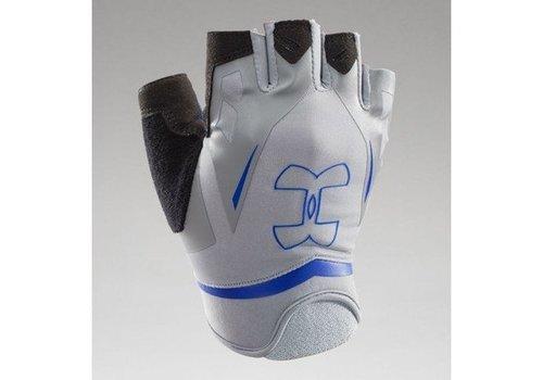 Under Armour Flux Half-Finger Training Gloves (Blauw)