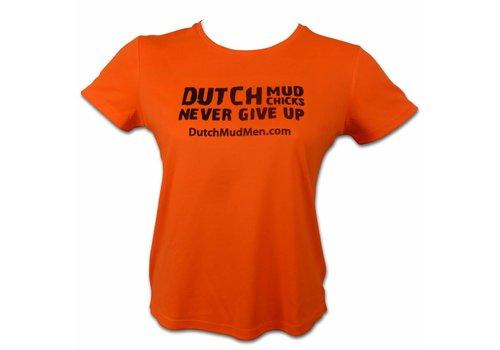 Dutch Mud Chicks-Schädel-Orange