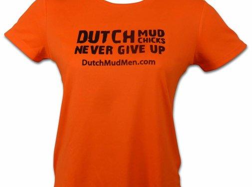 Dutch Mud Men Dutch Mud Chicks Skull Oranje