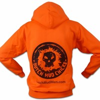 Dutch Mud Chicks Sweater Orange