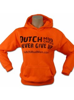 Dutch Mud Men Dutch Mud Chicks Sweater Oranje (Limited Edition