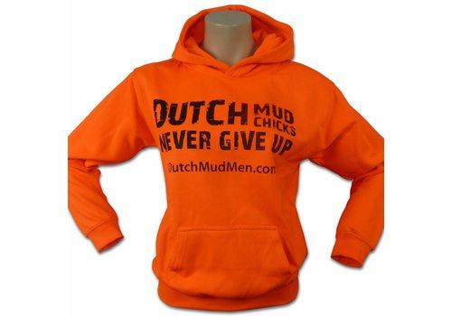 Dutch Mud Chicks Sweater Oranje (Limited Edition