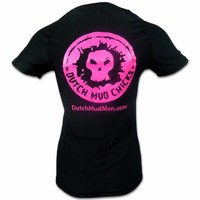 Dutch Mud Chicks Teamshirt Under Armour Fitted