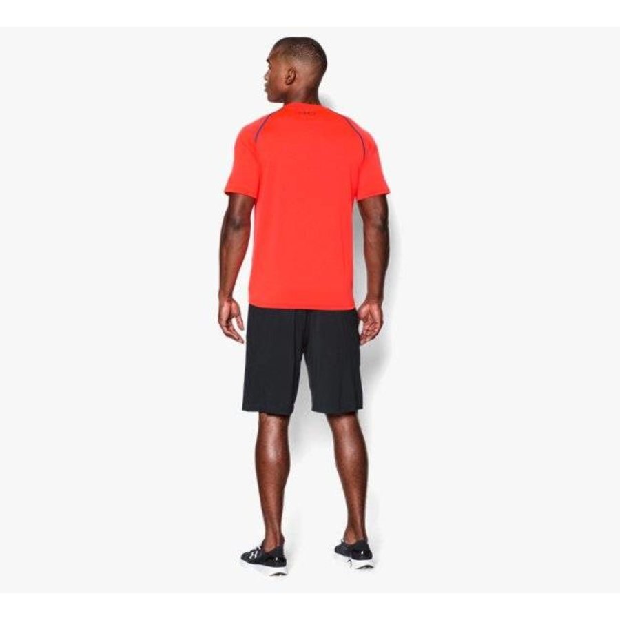 UA HeatGear® Armour Compression Orange SIZE S