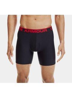 Under Armour Under Armour Boxershort Schwarz-Rot