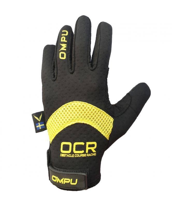 De nieuwste handschoen van het zweedse ompu. gemaakt voor obstacle runs en andere outdoor activiteiten. het ...