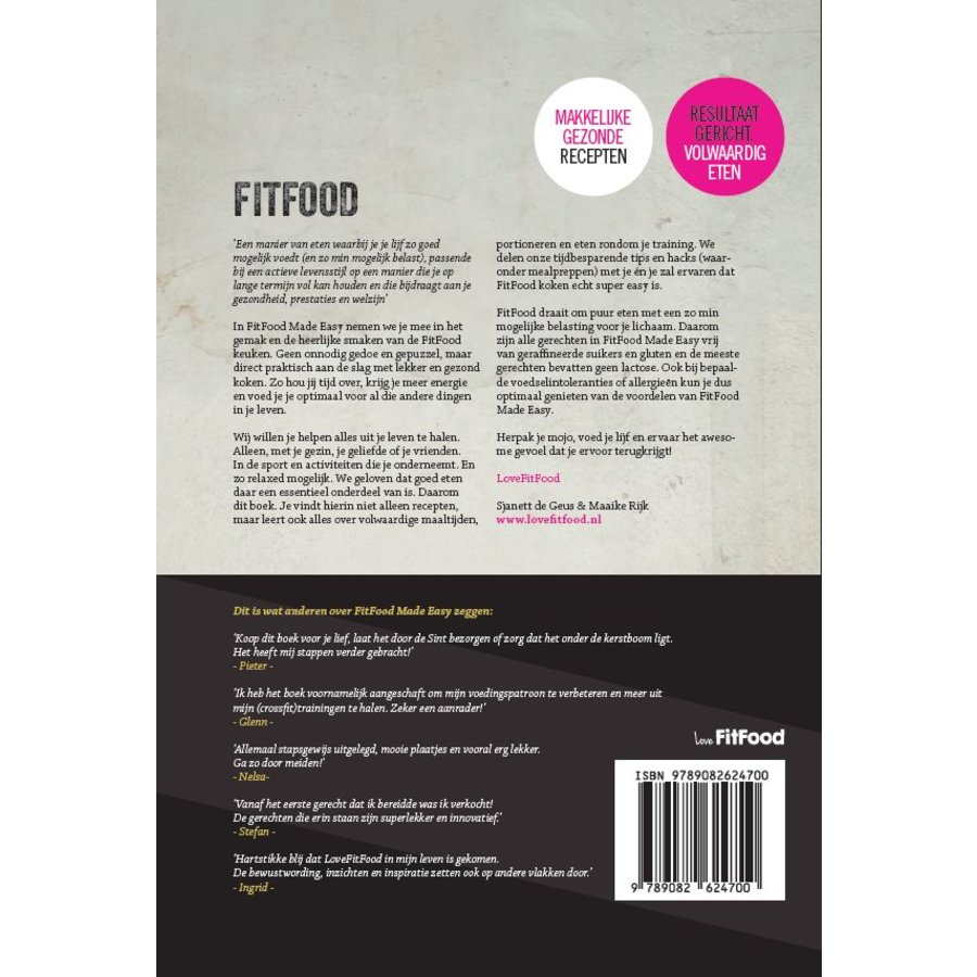 FitFood Made Easy