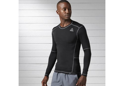 Reebok Workout Ready Compressie Longsleeve