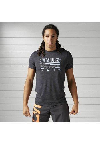 Reebok Reebok Spartan Race Tri-blend T-shirt
