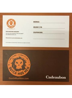 Dutch Mud Men Gift voucher