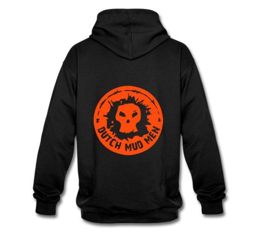 Dutch Mud Men Sweater Deluxe Schwarz