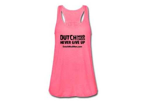 Größe L Dutch Mud Chicks Top Pink