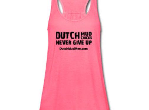 Dutch Mud Men Maat L Dutch Mud Chicks Top Roze