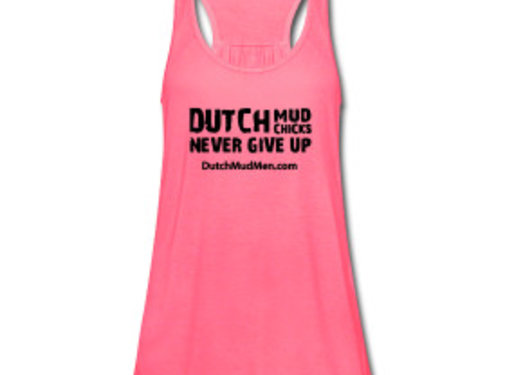 Dutch Mud Men Size L Dutch Mud Chicks Top Pink