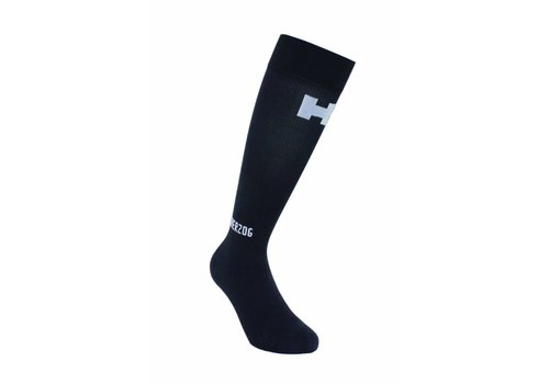 Herzog Compression Socks Pro Black-Silver