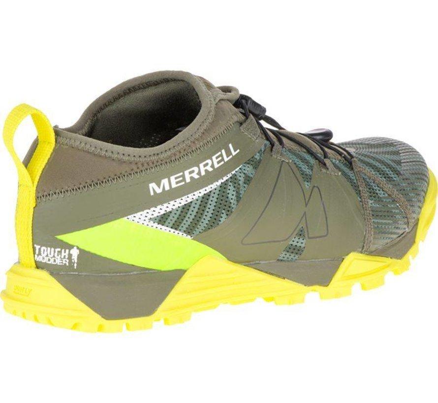 Merrell Avalaunch Tough Mudder Green
