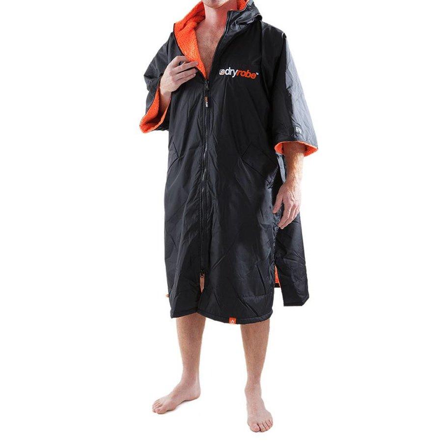 Dryrobe Zwart-Oranje