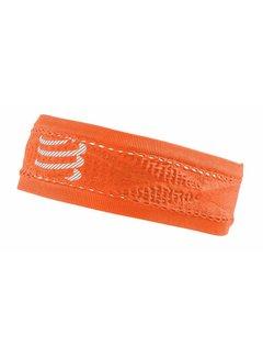 Compressport Compressport schmales Stirnband On / Off Orange