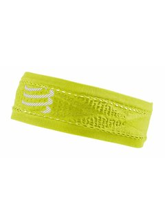 Compressport Compressport Narrow Stirnband On / Off Gelb