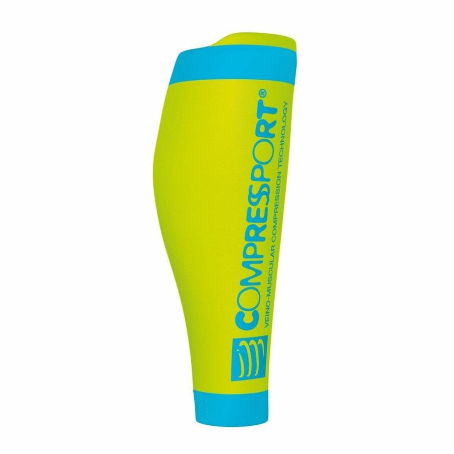 Compressport R2 v2 Tubes Yellow