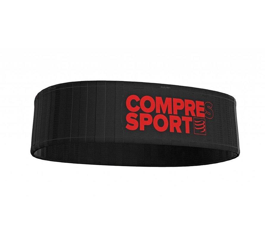 Compressport Free Belt Zwart