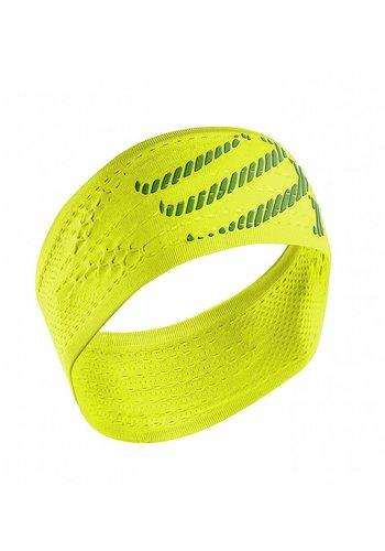 Compressport Compressport Headband On/Off Yellow