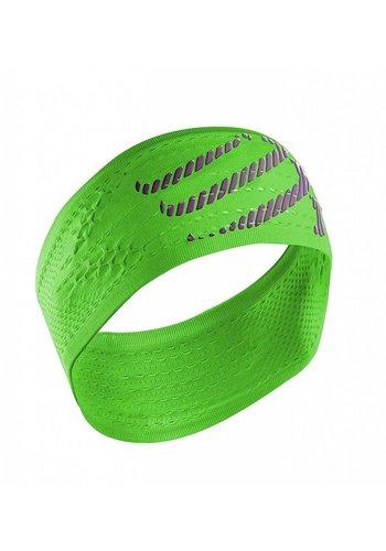 Compressport Compressport Headband On/Off Green