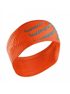 Compressport Compressport Headband On / Off Orange