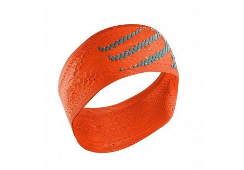 Compressport Stirnband Ein / Aus Orange