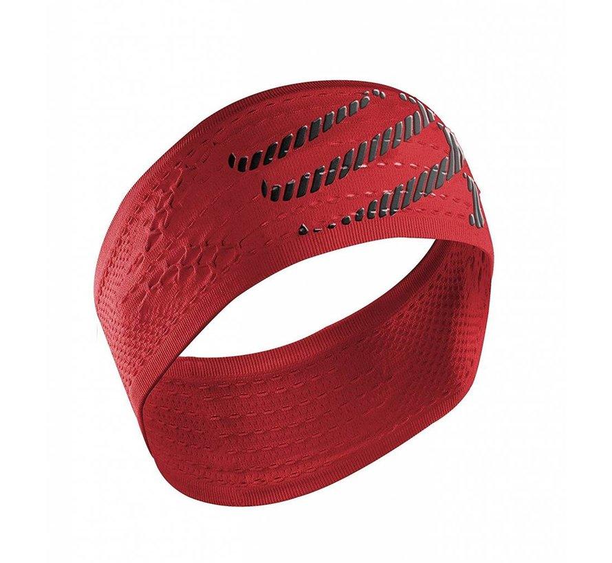Compressport Headband On / Off Red