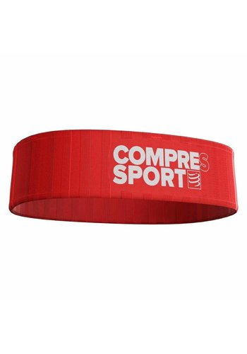 Compressport Compressport Free Belt Rood