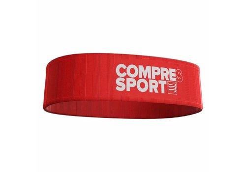 Compressport Freier Gürtel Rot